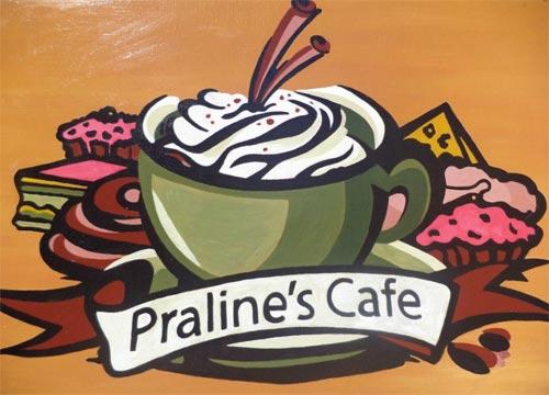 PRALINES CAFE
